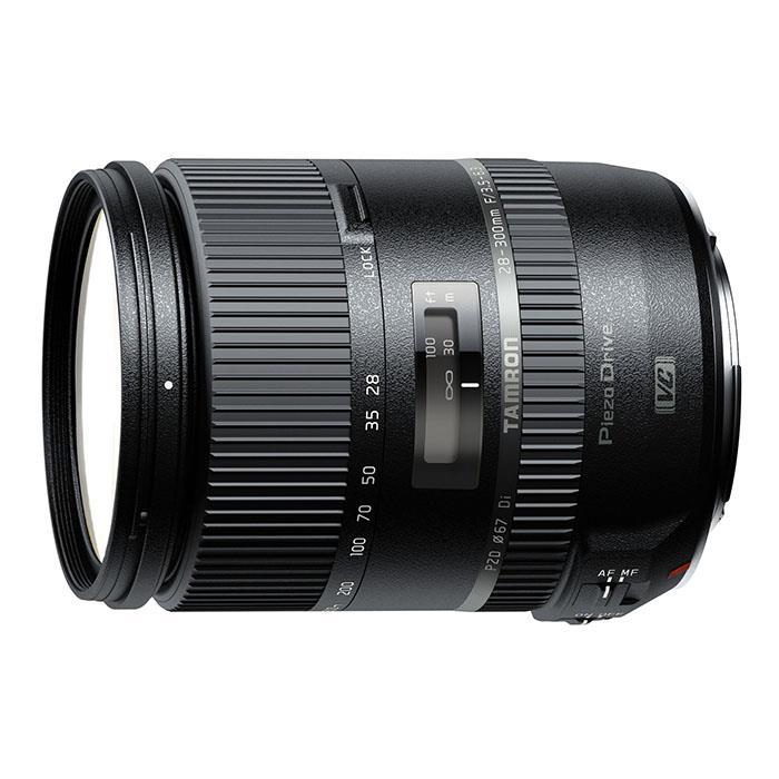 《新品》 TAMRON(タムロン) 28-300mm F3.5-6.3 Di VC PZD(キヤノン用)[ Lens | 交換レンズ ]【KK9N0D18P】