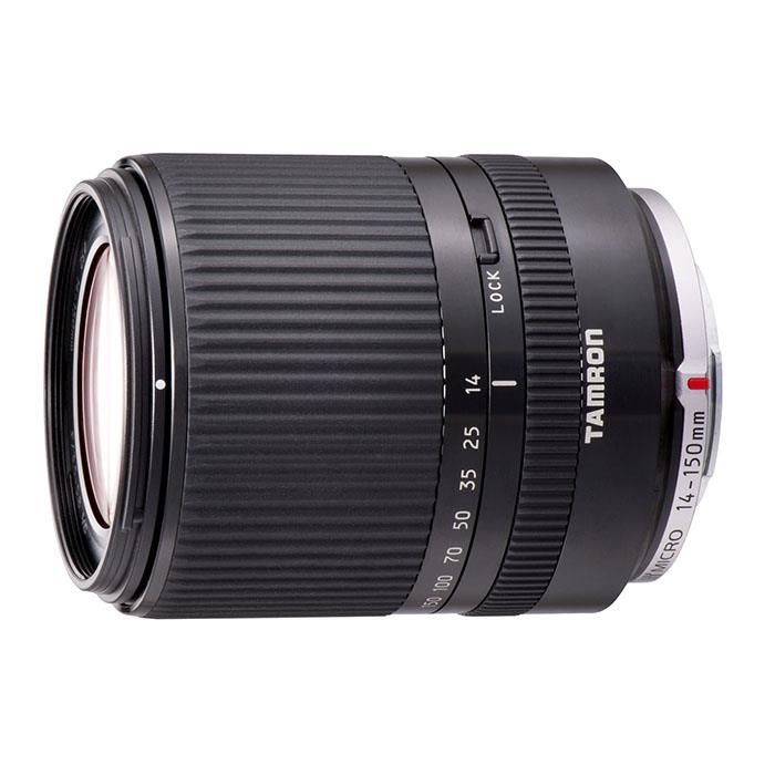 《新品》 TAMRON(タムロン) 14-150mm F3.5-5.8 Di III(マイクロフォーサーズ用) ブラック[ Lens | 交換レンズ ]【KK9N0D18P】