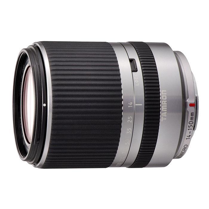 《新品》 TAMRON(タムロン) 14-150mm F3.5-5.8 Di III(マイクロフォーサーズ用) シルバー[ Lens | 交換レンズ ]【KK9N0D18P】