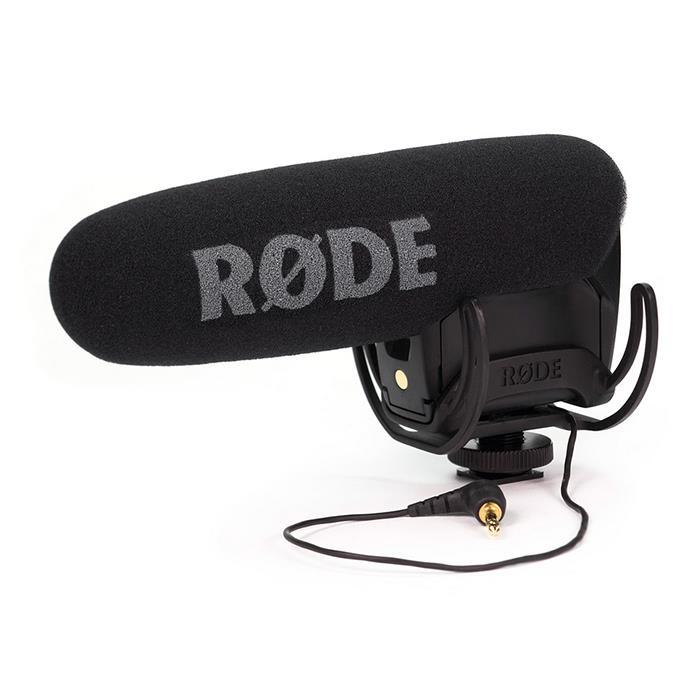 《新品アクセサリー》 RODE(ロード) VideoMic Pro Rycote【KK9N0D18P】
