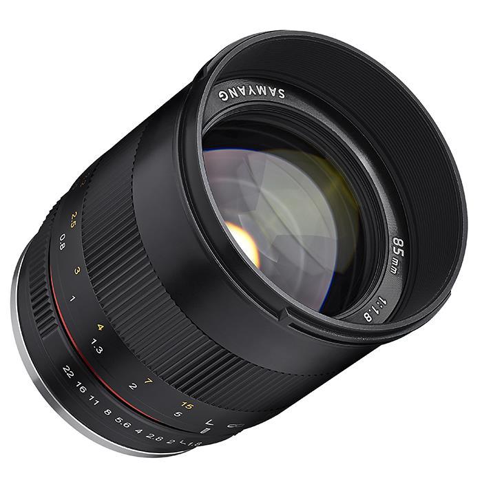 《新品》SAMYANG (サムヤン) 85mm F1.8 (マイクロフォーサーズ用) 【¥3,000-キャッシュバック対象】 【KK9N0D18P】[ Lens   交換レンズ ]