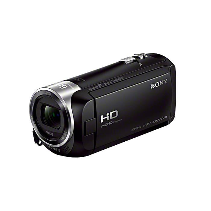 《新品》 SONY (ソニー) デジタルHDビデオカメラレコーダー ハンディカム HDR-CX470 B ブラック 【KK9N0D18P】
