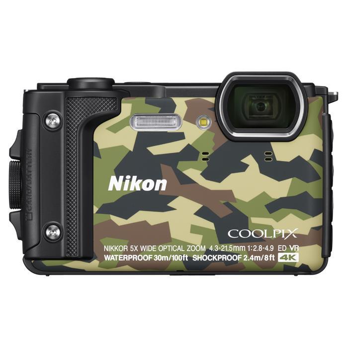 《新品》 Nikon (ニコン) COOLPIX W300 カムフラージュ[ コンパクトデジタルカメラ ]【KK9N0D18P】※お一人様1点限り