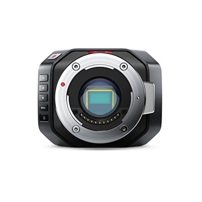 《新品》 BlackmagicDesign(ブラックマジックデザイン) Blackmagic Micro Cinema Camera 〔メーカー取寄品〕[ ビデオカメラ ]【KK9N0D18P】