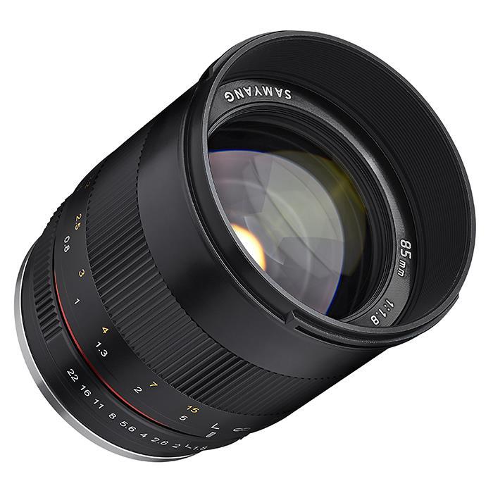 《新品》SAMYANG (サムヤン) 85mm F1.8 (フジフイルムX用) 【¥3,000-キャッシュバック対象】【KK9N0D18P】[ Lens | 交換レンズ ]