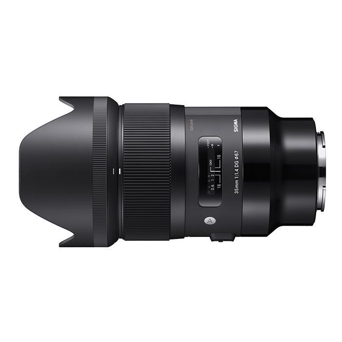 《新品》SIGMA (シグマ) A 35mm F1.4 DG HSM(ソニーE用/フルサイズ対応) [ Lens | 交換レンズ ]【KK9N0D18P】