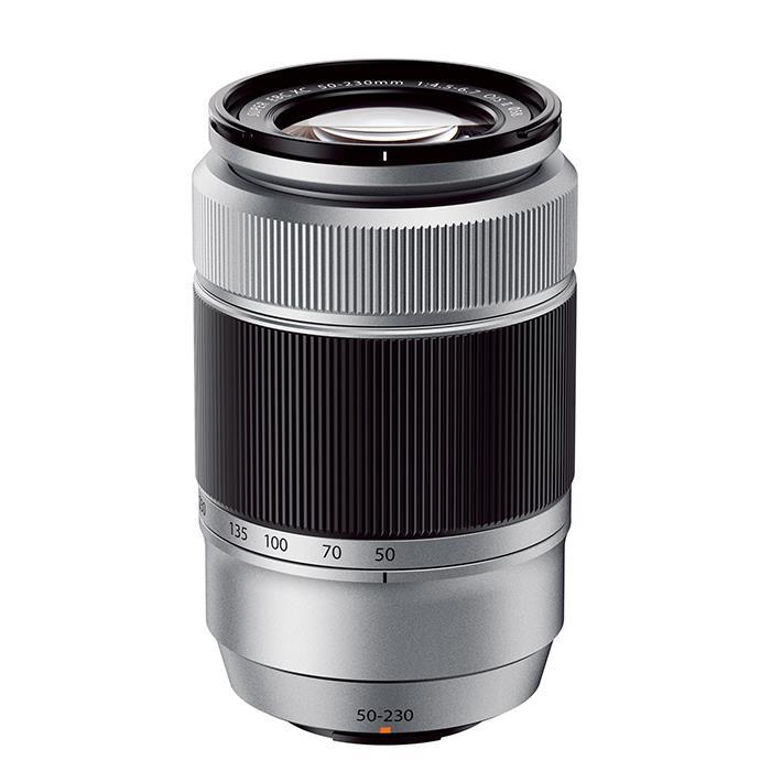 《新品》 FUJIFILM(フジフイルム) フジノン XC50-230mm F4.5-6.7 OIS II シルバー [ Lens | 交換レンズ ]【KK9N0D18P】〔メーカー取寄品〕