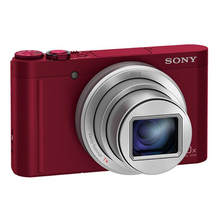 《新品》 SONY(ソニー) Cyber-shot DSC-WX500 レッド[ コンパクトデジタルカメラ ]【KK9N0D18P】