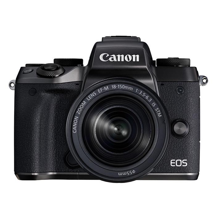 《新品》 Canon (キヤノン) EOS M5 EF-M18-150 IS STM レンズキット[ ミラーレス一眼カメラ | デジタル一眼カメラ | デジタルカメラ ]【KK9N0D18P】