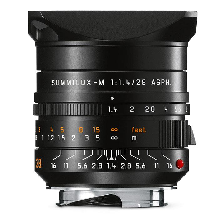 【あす楽】《新品》 Leica(ライカ) ズミルックス M28mm F1.4 ASPH. ブラック[ Lens | 交換レンズ ] 【KK9N0D18P】