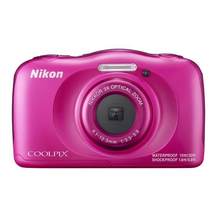 《新品》 Nikon(ニコン) COOLPIX W100 ピンク [ コンパクトデジタルカメラ ] 【KK9N0D18P】※お一人様1点限り