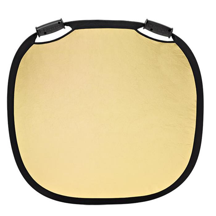 《新品アクセサリー》 Profoto(プロフォト) リフレクター ゴールド/ホワイト Lサイズ(120cm) #100965【KK9N0D18P】〔メーカー取寄品〕