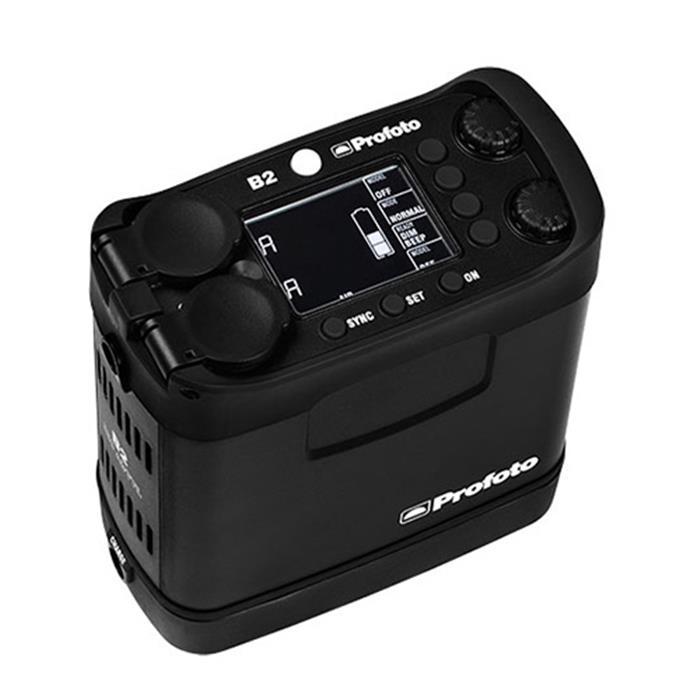 《新品アクセサリー》 Profoto(プロフォト) オフカメラフラッシュ B2 250 AirTTL 単体(バッテリー無) #901107【KK9N0D18P】〔メーカー取寄品〕