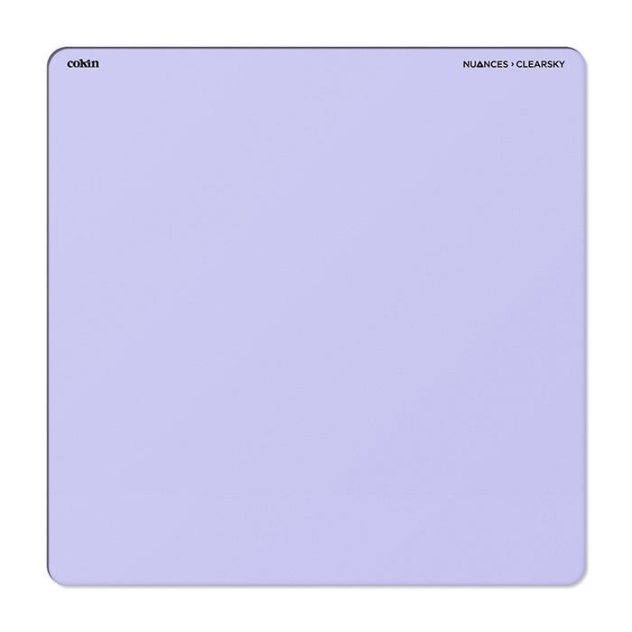 《新品アクセサリー》 Cokin (コッキン) NUANCES ガラス製角型フィルター クリアスカイ XL X-PROシリーズ 【KK9N0D18P】〔メーカー取寄品〕
