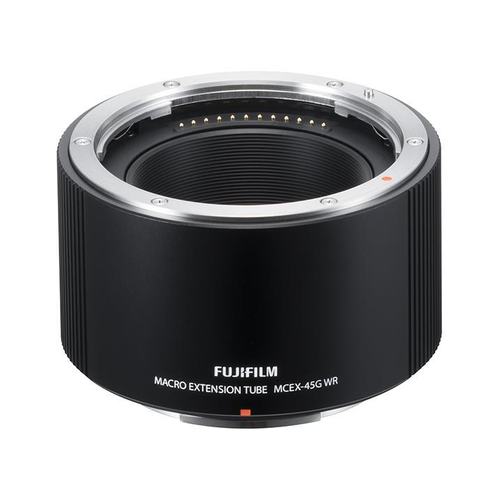 《新品アクセサリー》 FUJIFILM (フジフイルム) マクロエクステンションチューブ MCEX-45G WR 【KK9N0D18P】