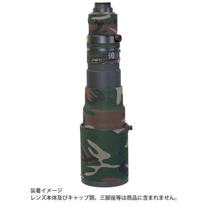 《新品アクセサリー》 LensCoat(レンズコート) レンズコート・ニッコールAF-S VR ED500mm F4G用 LCN500VRFG ウッドランドカモ【KK9N0D18P】