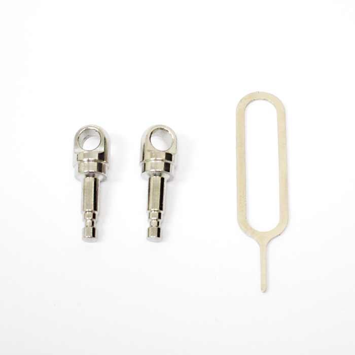《新品アクセサリー》 matchTechnicalServices(マッチテクニカルサービス) T Strap Lug Kit(ライカ T用ストラップラグキット)【KK9N0D18P】