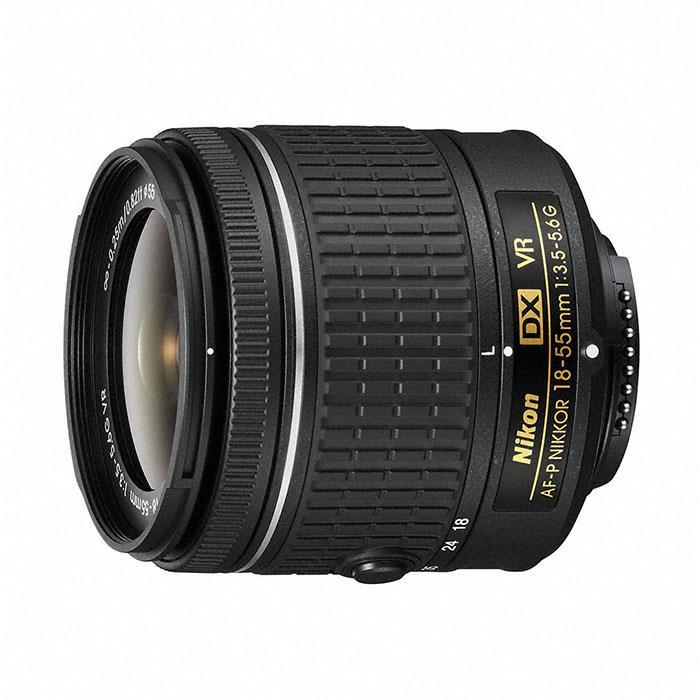 《新品》 Nikon(ニコン) AF-P DX NIKKOR 18-55mm F3.5-5.6G VR〔レンズフード別売〕【KK9N0D18P】