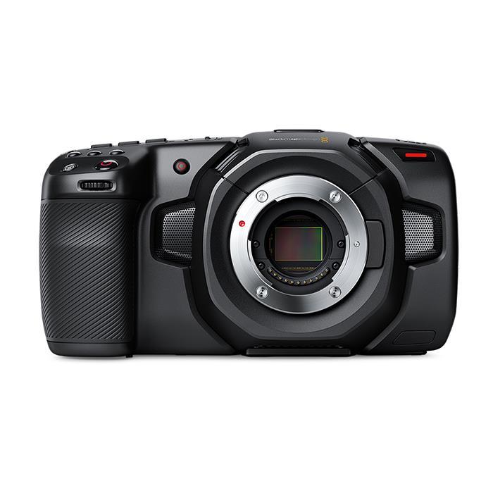 《新品》 BlackmagicDesign (ブラックマジックデザイン) Blackmagic Pocket Cinema Camera 4K 〔納期未定・予約商品〕[ ビデオカメラ ]【KK9N0D18P】