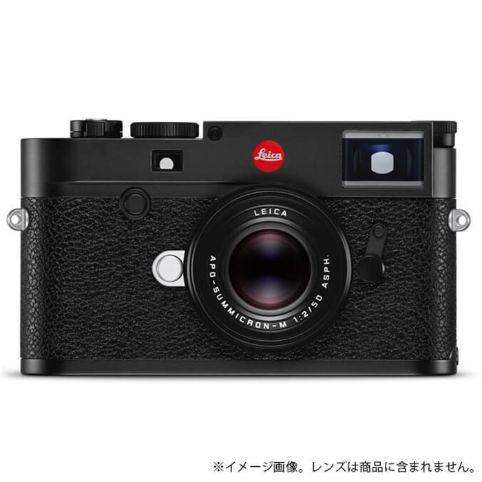 【あす楽】《新品》 Leica (ライカ) M10 ブラッククローム[ デジタル一眼カメラ | デジタルカメラ ]【KK9N0D18P】