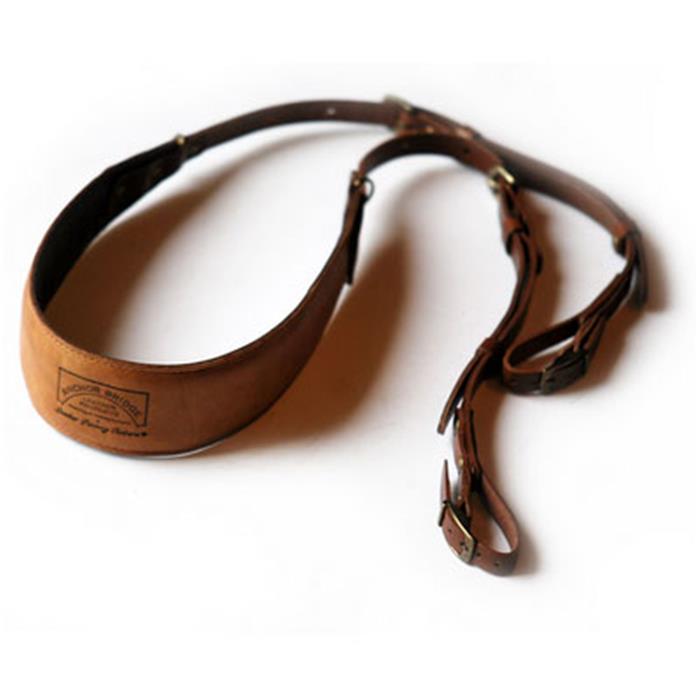《新品アクセサリー》ANCHOR BRIDGE Horse Leather ストラップ ベージュ【KK9N0D18P】〔メーカー取寄品〕