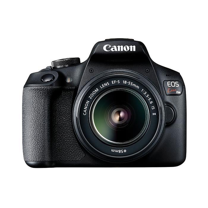 《新品》 Canon (キヤノン) EOS Kiss X90 EF-S18-55 IS II レンズキット[ デジタル一眼レフカメラ | デジタル一眼カメラ | デジタルカメラ ]【KK9N0D18P】