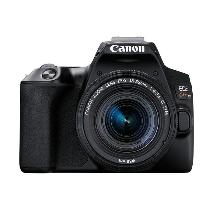 《新品》 Canon(キヤノン) EOS Kiss X10 EF-S18-55 IS STM レンズキット ブラック[ デジタル一眼レフカメラ   デジタル一眼カメラ   デジタルカメラ ] 【KK9N0D18P】発売予定日:2019年4月25日