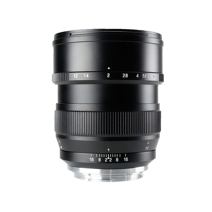 《新品》ZHONG YI OPTICAL SPEEDMASTER 85mm F1.2 (キヤノン用) [ Lens | 交換レンズ ]【KK9N0D18P】