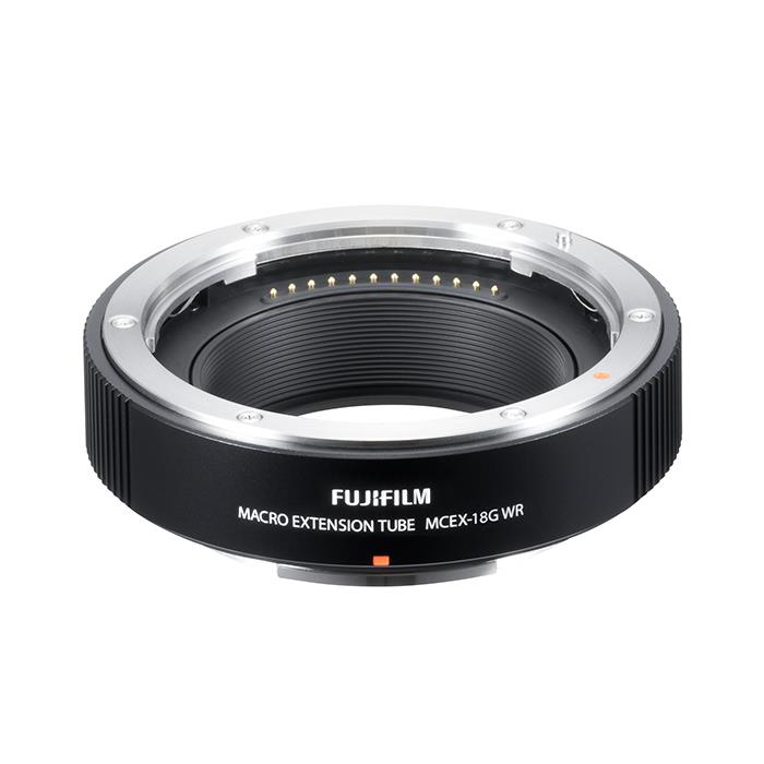 《新品アクセサリー》 FUJIFILM (フジフイルム) マクロエクステンションチューブ MCEX-18G WR 【KK9N0D18P】