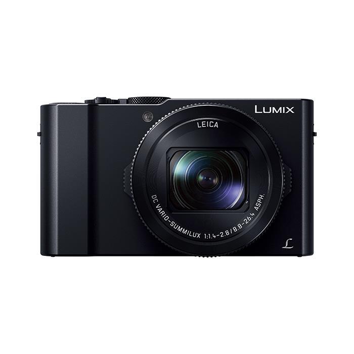 《新品》 Panasonic (パナソニック) LUMIX DMC-LX9-K ブラック[ コンパクトデジタルカメラ ][オススメレンズ一体型カメラ特集]【KK9N0D18P】