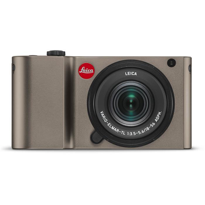 【あす楽】《新品》 Leica(ライカ) TL 標準ズームセット チタン[ デジタル一眼カメラ | デジタルカメラ ]【下取交換なら¥20,000-引き】【KK9N0D18P】【オリジナル保護ガラスプレゼント】