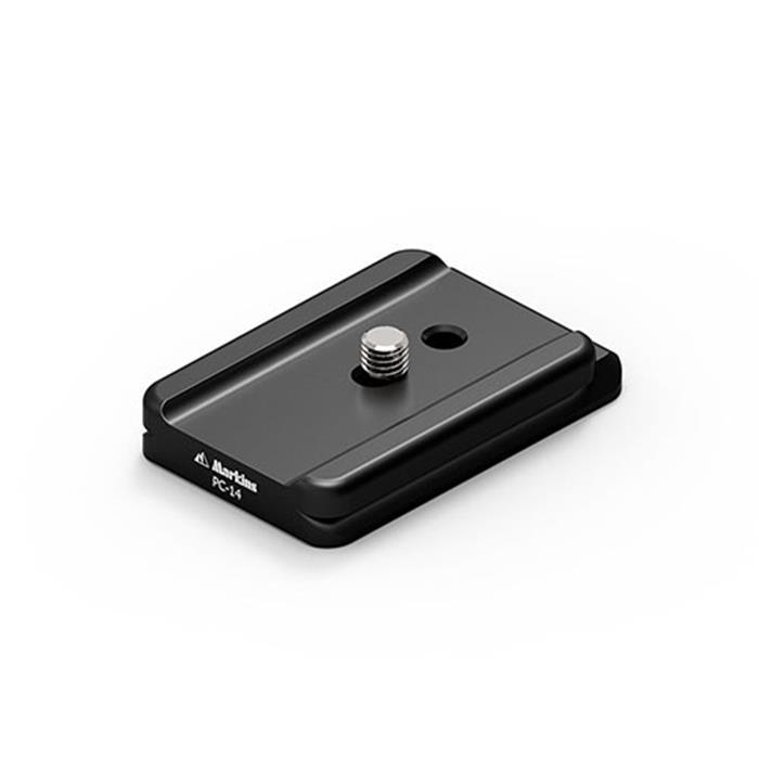 《新品アクセサリー》 Markins(マーキンス) PC-14 キャノン用 レンズプレート〔メーカー取寄品〕〔アルカスイス互換〕【KK9N0D18P】