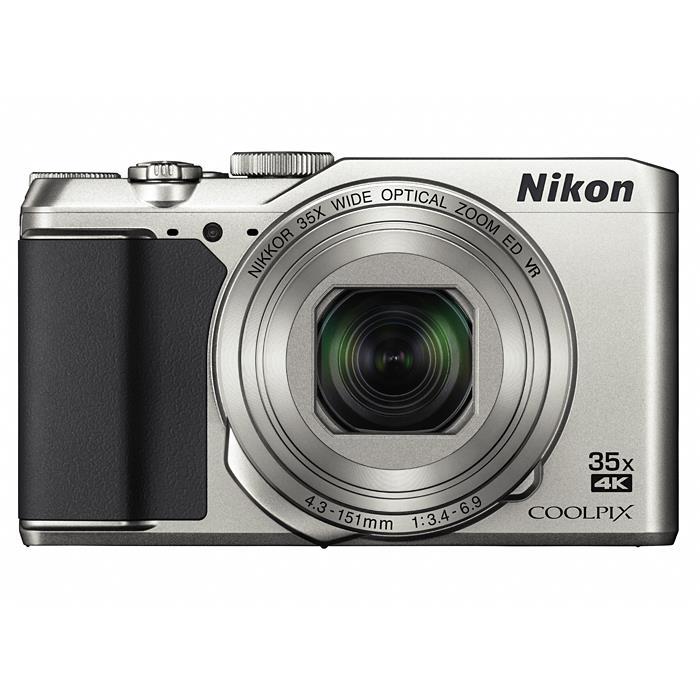 《新品》 Nikon (ニコン) COOLPIX A900 シルバー[ コンパクトデジタルカメラ ]【KK9N0D18P】※お一人様1点限り