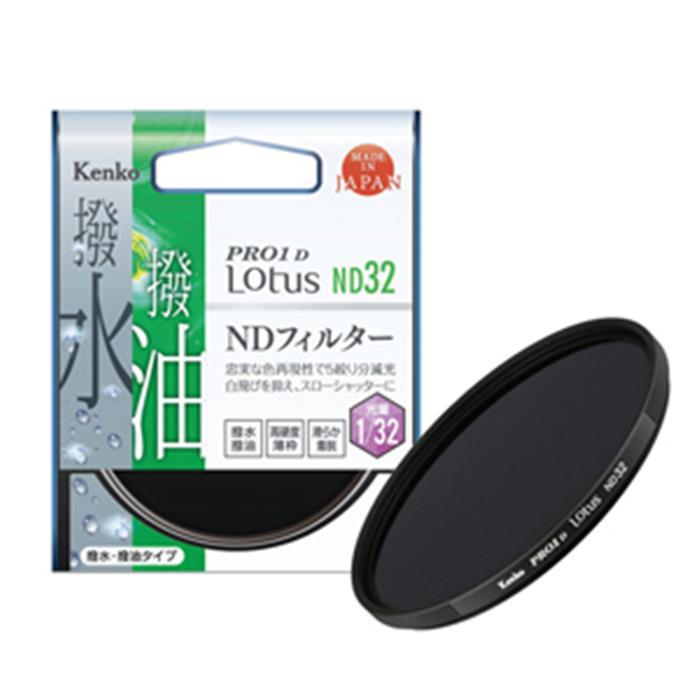 《新品アクセサリー》 Kenko (ケンコー) PRO1D Lotus ND32 72mm【KK9N0D18P】