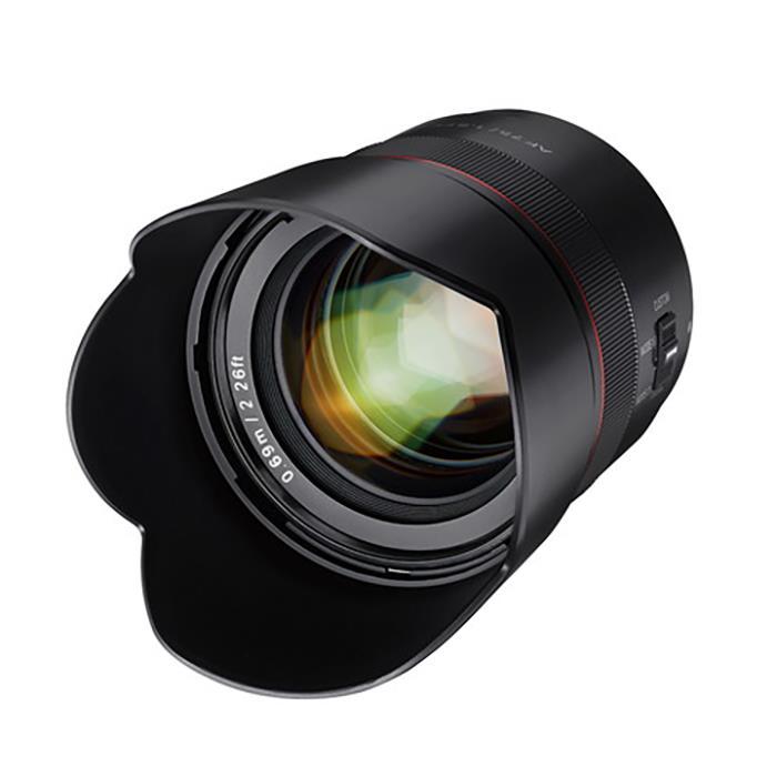 《新品》 SAMYANG (サムヤン) AF 75mm F1.8 FE (ソニーE用/フルサイズ対応) [ Lens | 交換レンズ ]【KK9N0D18P】