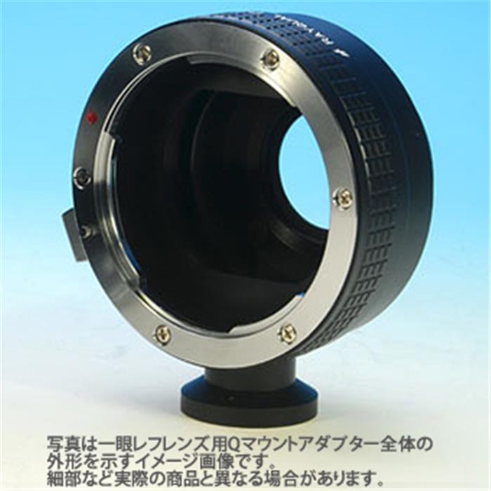 【あす楽】《新品アクセサリー》 RAYQUAL マウントアダプター M42レンズ/ペンタックスQボディ用【特価品/在庫限り】