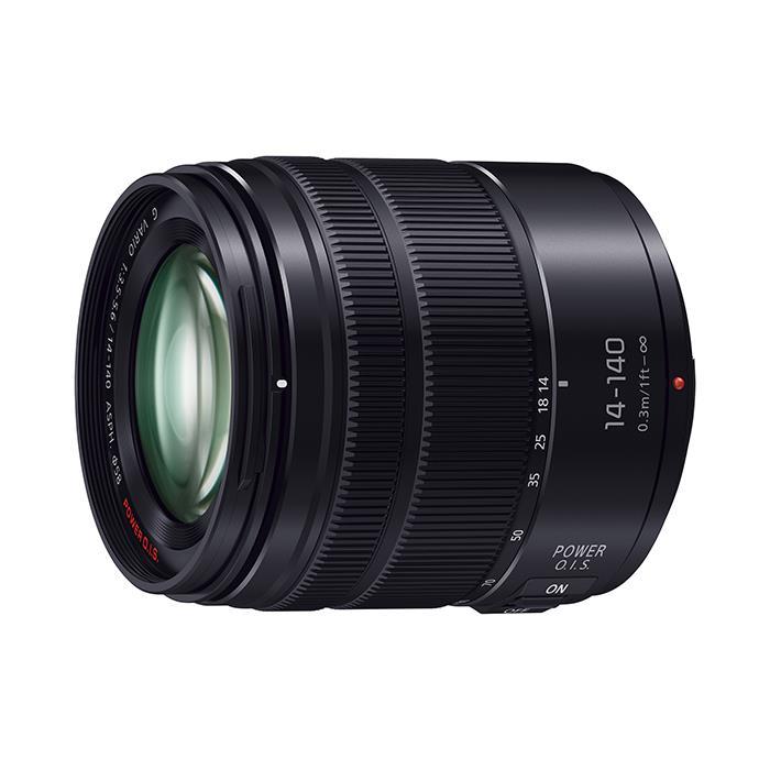 《新品》 Panasonic(パナソニック) LUMIX G VARIO 14-140mm F3.5-5.6 ASPH. POWER O.I.S. マットブラック(マイクロフォーサーズ)[ Lens | 交換レンズ ]【KK9N0D18P】