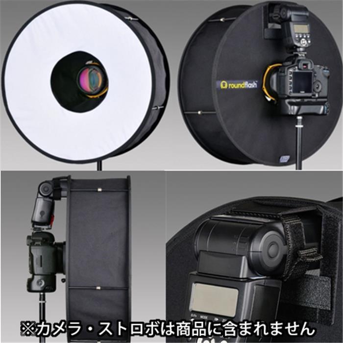 《新品アクセサリー》 RoundFlash (ラウンドフラッシュ) RoundFlash Ring【KK9N0D18P】