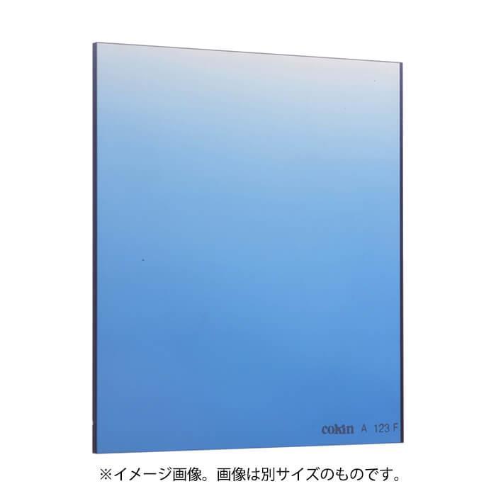 《新品アクセサリー》 Cokin (コッキン) 角型ハーフグラデーションフィルター フルブルー2 XL(X-PRO) X123F【KK9N0D18P】〔メーカー取寄品〕