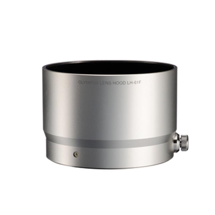 《新品アクセサリー》 OLYMPUS(オリンパス) レンズフード LH-61F シルバー【KK9N0D18P】