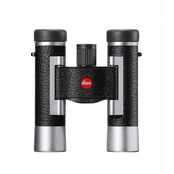 《新品アクセサリー》 Leica(ライカ)ウルトラビット10×25 レザー シルバー〔メーカー取寄品〕【KK9N0D18P】