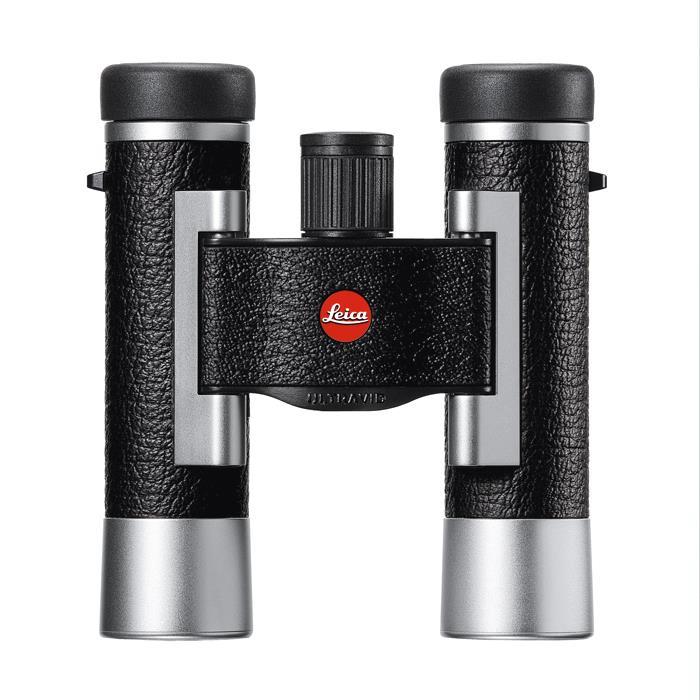 《新品アクセサリー》 Leica(ライカ) ウルトラビット/シルバーライン 10×25 シルバー【KK9N0D18P】〔メーカー取寄品〕
