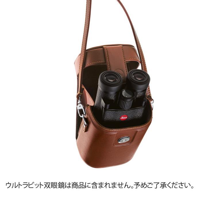 《新品アクセサリー》 Leica(ライカ) 10×25用ブラウンレザーケース【KK9N0D18P】〔メーカー取寄品〕