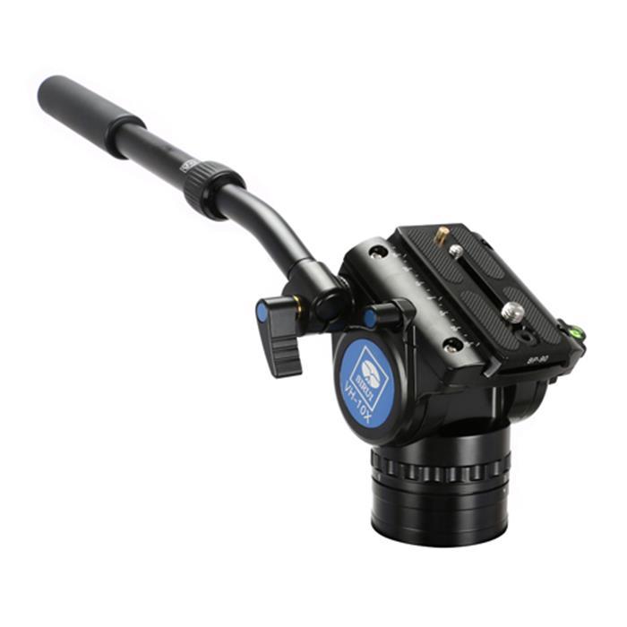 《新品アクセサリー》 SIRUI(シルイ) プロフェッショナルビデオ雲台 VH-10X※こちらの商品はメーカーからの配送となります。~送料無料~【KK9N0D18P】