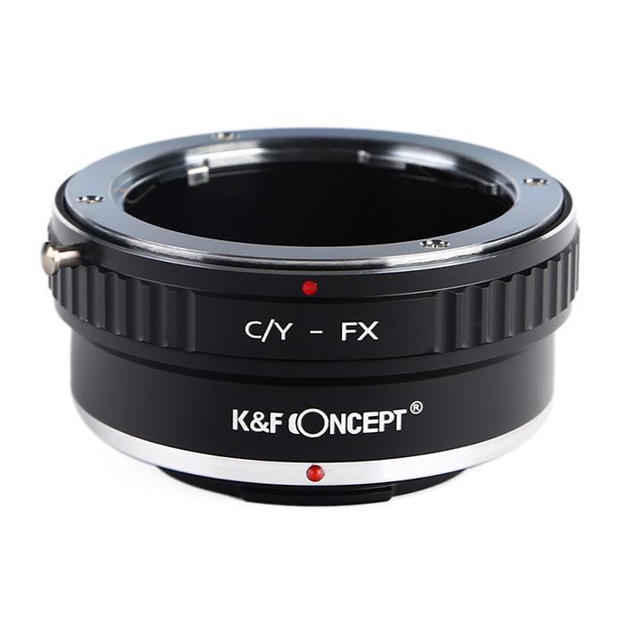 代引き手数料無料 《新品アクセサリー》KF Concept ケーアンドエフ コンセプト 富士フイルムXボディ用 KK9N0D18P ヤシカコンタックスレンズ 期間限定で特別価格 KF-CYX 格安 価格でご提供いたします