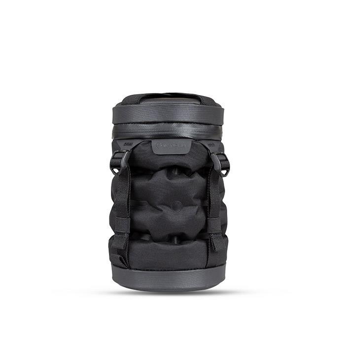 《新品アクセサリー》 WANDRD (ワンダード) インフレータブル レンズ ケース ブラック ILC-BK-1【KK9N0D18P】