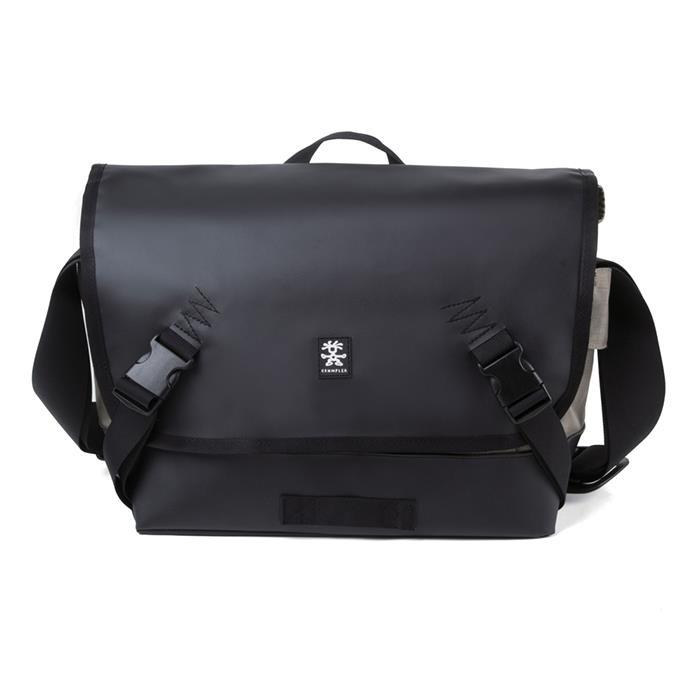 《新品アクセサリー》 CRUMPLER (クランプラー) カメラショルダーバッグ ムリ8000 MU8000-004 ブラック/カーキ【KK9N0D18P】