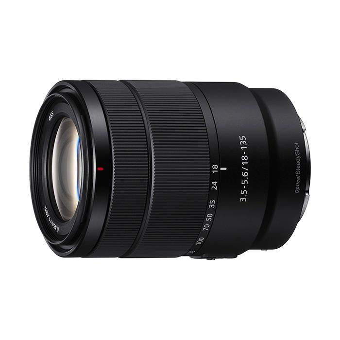 《新品》 SONY (ソニー) E 18-135mm F3.5-5.6 OSS SEL18135 [ Lens | 交換レンズ ]【KK9N0D18P】