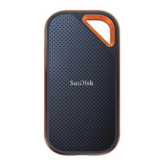 《新品アクセサリー》SanDisk (サンディスク) ExtremePRO ポータブルSSD 500GB SDSSDE80-500G-J25【KK9N0D18P】