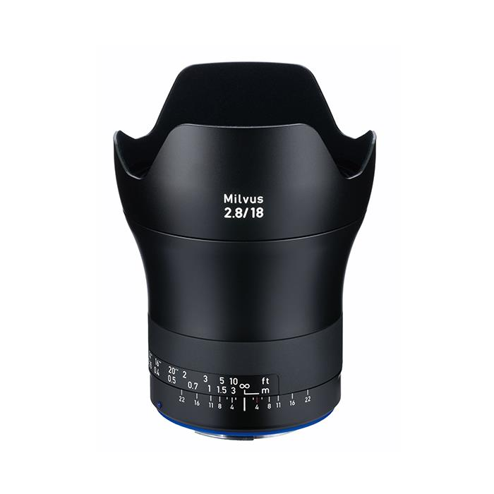 《新品》Carl Zeiss (カールツァイス) Milvus 18mm F2.8 ZE(キヤノンEF用)[ Lens | 交換レンズ ]【KK9N0D18P】